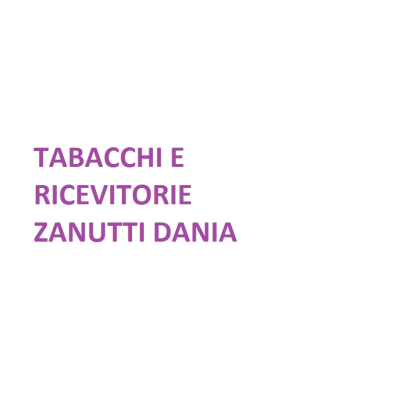 Zanuttini Dania - Tabaccherie Lestizza