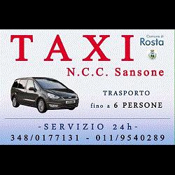 Taxi Sansone Giuseppe - Taxi Rosta