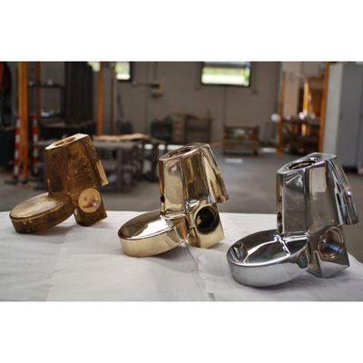 Marcato e Parolin & C. S.a.s Pulitura Metalli - Trattamenti e finiture superficiali metalli Camposampiero