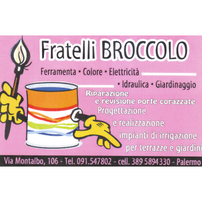 Ferramenta Fratelli Broccolo - Ferramenta - vendita al dettaglio Palermo