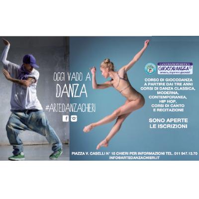 Scuola di Danza Artedanza A.S.D. - Scuole di ballo e danza classica e moderna Chieri