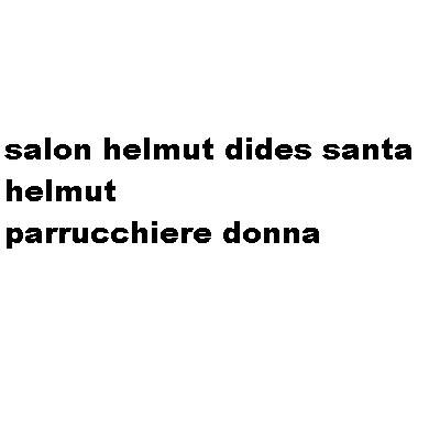Salon Helmut Dides Santa Helmut - Parrucchieri per donna Laives