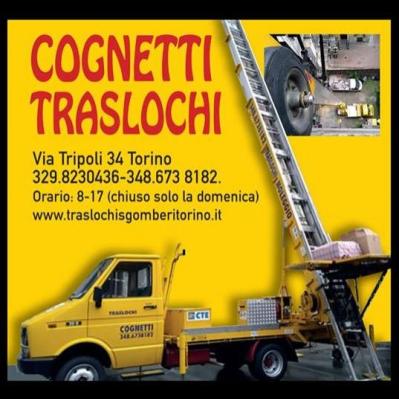 Cognetti Traslochi - Traslochi Torino