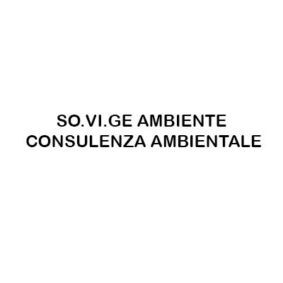 So.Vi.Ge  Ambiente  Consulenza Ambientale - Ecologia - studi consulenza e servizi Castel di Leva