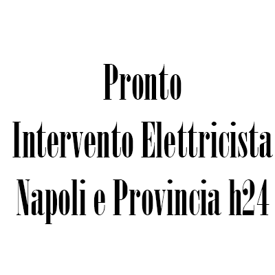 Pronto Intervento Elettricista Napoli e Provincia h24 - Elettricisti Caivano