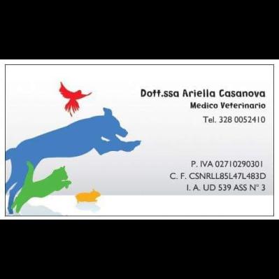 Medico Veterinario dott.ssa Ariella Casanova - Veterinaria - ambulatori e laboratori Villa Santina
