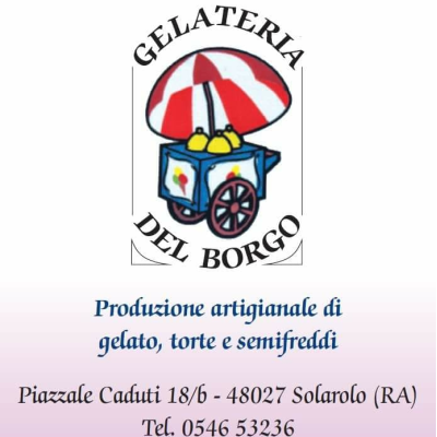 Gelateria del Borgo - Gelaterie Solarolo