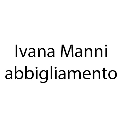 Abbigliamento Manni Ivana - Abbigliamento - vendita al dettaglio Ascoli Piceno