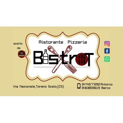 Ristorante Pizzeria Bistrot - Ristoranti Torano Castello