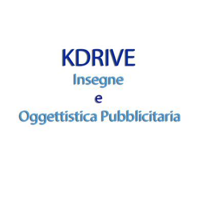 Kdrive Insegne e Oggettistica Pubblicitaria - Designers - studi Eboli