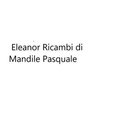 Eleanor Ricambi - Ricambi e componenti auto - commercio Forino