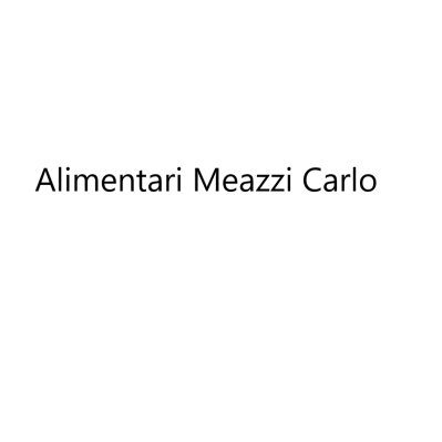 Meazzi Carlo Alimentari - Alimentari - vendita al dettaglio Mairago