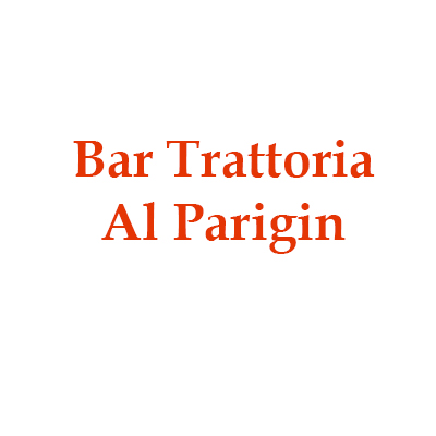 Bar Trattoria al Parigin