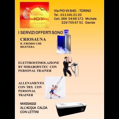 Living Joy Fitness - Palestre e fitness Torino