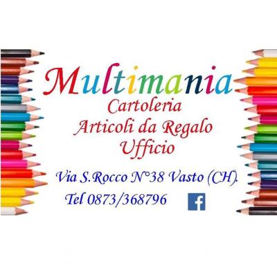 Multimania di De Gregorio Annarita - Cartolerie Vasto