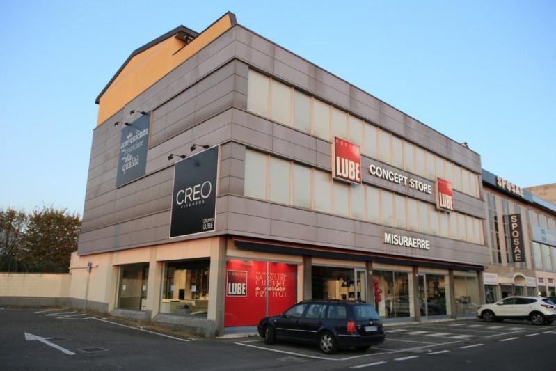 ᐅ Lube Creo Store Lissone By Misura R A Lissone Mb