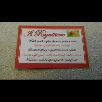 Il Rigattiere - Arredamenti - vendita al dettaglio Ciampino