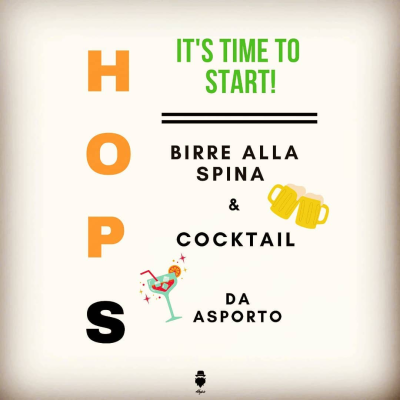 Hops-Craft Beers And Cocktail - Bar e caffe' Modena