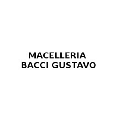 Macelleria Bacci Gustavo - Macellerie Gualdo Cattaneo