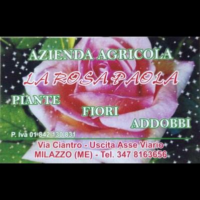 Azienda agricola La Rosa Paola - Vivai piante e fiori Milazzo