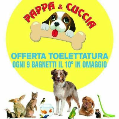 Pappa e Cuccia - Animali domestici, articoli ed alimenti - vendita al dettaglio Canosa di Puglia