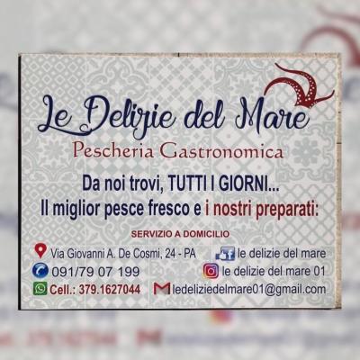 Le Delizie del Mare - Pescheria Gastronomica - Pescherie Palermo