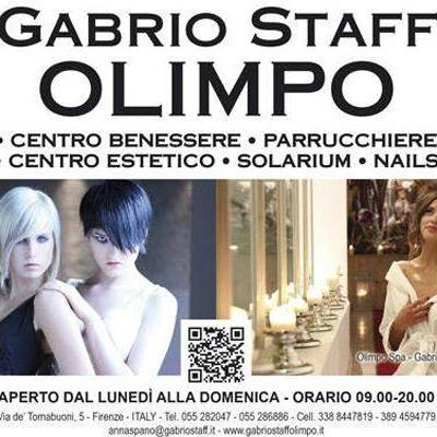 Olimpo SPA - Gabrio Staff - Istituti di bellezza Firenze