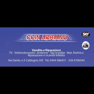 Coin Adriano - Televisori, videoregistratori e radio - riparazione Caldogno