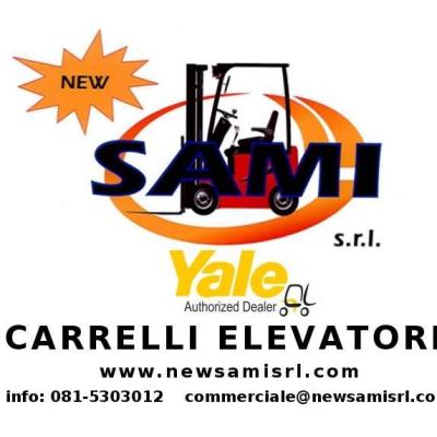 New Sami S.r.l. Carrelli Elevatori - Carrelli elevatori e trasportatori - commercio e noleggio Sant'Anastasia