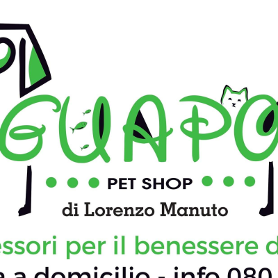 Guapo Pet Shop - Animali domestici, articoli ed alimenti - vendita al dettaglio Bari