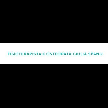 Fisioterapista e Osteopata Giulia Spanu - Osteopatia Milano