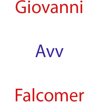 Giovanni  Avv Falcomer - Avvocati - studi Venezia