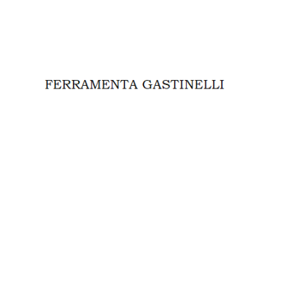 Ferramenta Gastinelli - Colori, vernici e smalti - vendita al dettaglio Boves