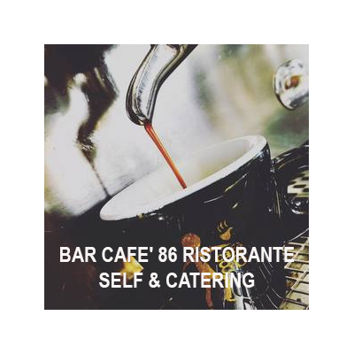 Bar Cafe' 86 Ristorante Self e Catering - Bar e caffe' San Giovanni Teatino