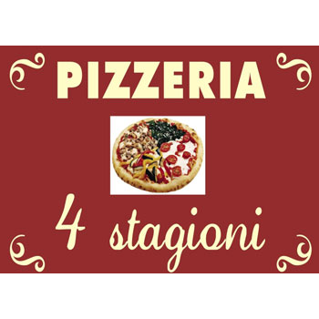 Pizzeria 4 Stagioni - Pizzerie Trani