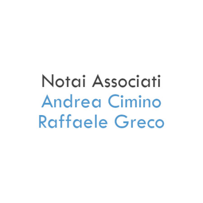Notai Associati Andrea Cimino e Raffaele Greco