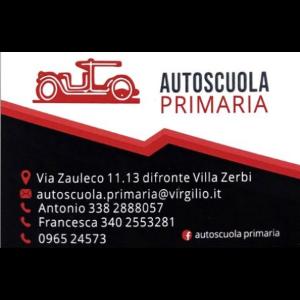 Autoscuola Primaria - Autoscuole Reggio di Calabria