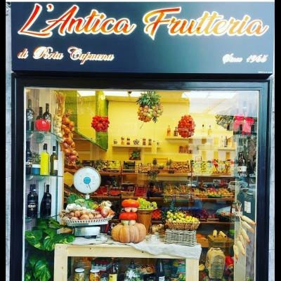 Antica frutteria Porta Capuana  since 1965 - Frutta e verdura - vendita al dettaglio Napoli