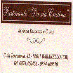 Ristorante da Zia Cristina - Ristoranti Baranello