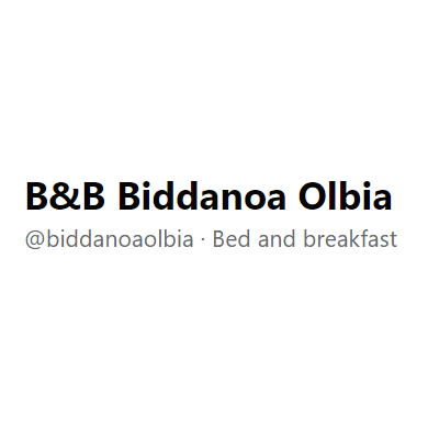 B&B Biddanoa - Bed & breakfast Olbia