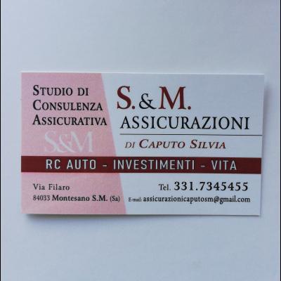 Assicurazioni S & M di Caputo Silvia - Assicurazioni Montesano sulla Marcellana