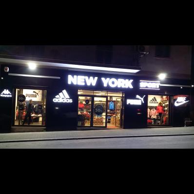 New York Sport Abbigliamento e Scarpe - Abbigliamento sportivo, jeans e casuals - vendita al dettaglio Catania