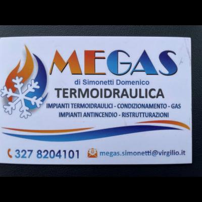 Megas - Impianti idraulici e termoidraulici San Costantino Calabro