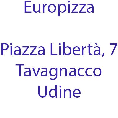 Europizza - Pizzerie Tavagnacco