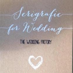 Serigrafic For Wedding - Serigrafia Noventa Padovana