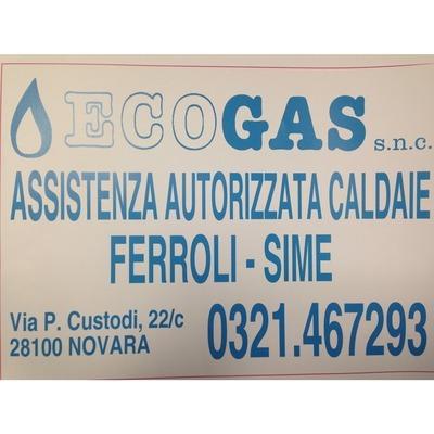 Ecogas - Caldaie riscaldamento Novara