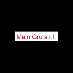Main gru - Sarmo Car - Carrelli elevatori e trasportatori - commercio e noleggio Assemini