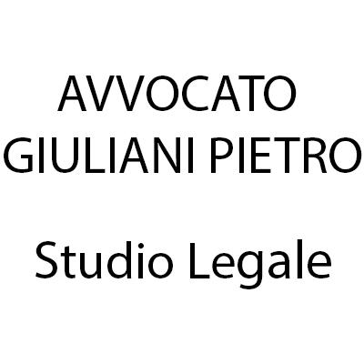 Avvocato Giuliani Pietro
