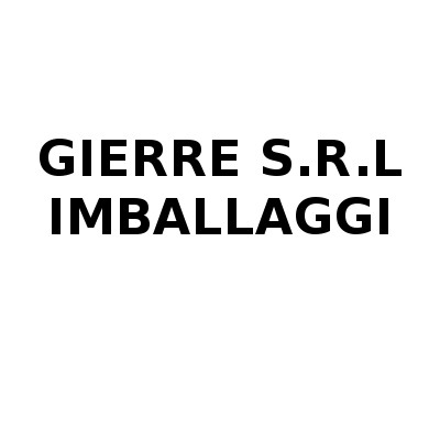 Gierre Imballaggi - Imballaggi - produzione e commercio Novi Ligure