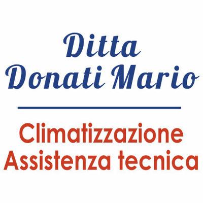 Ditta Donati Mario - Condizionamento aria impianti - installazione e manutenzione Roma